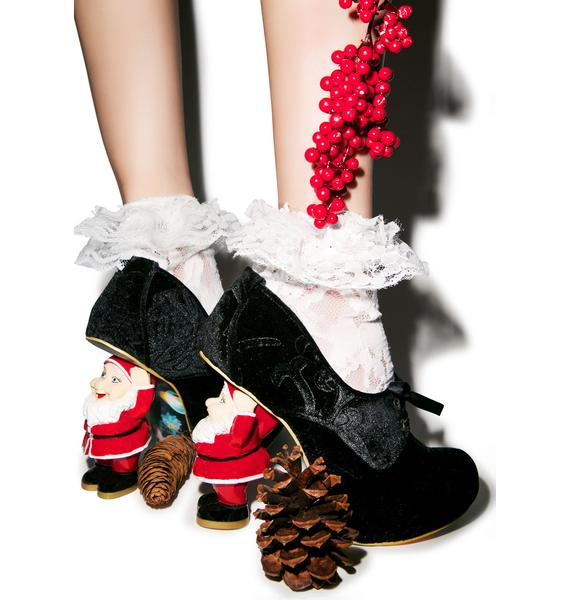 Irregular Choice Jingle Heels