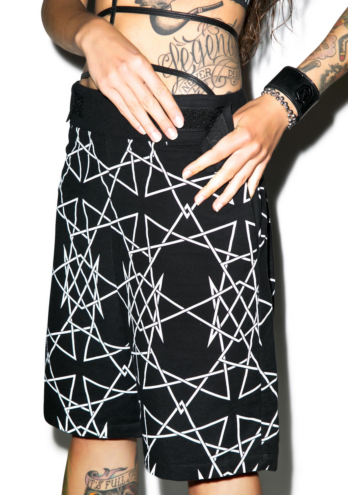 Long Clothing Infinity Shorts