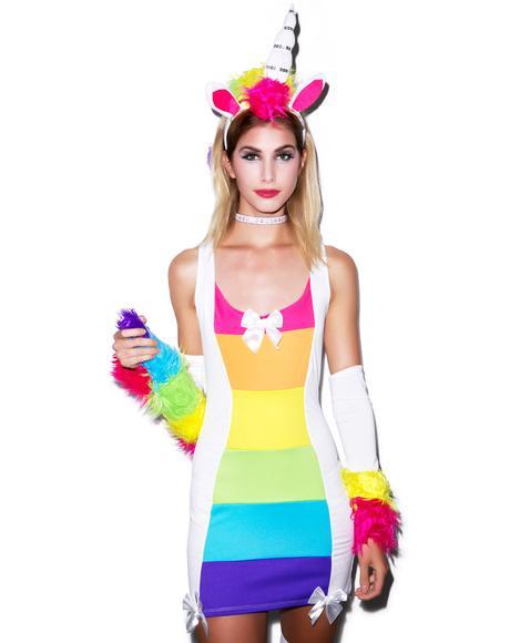 Rainbow Brite Magical Unicorn