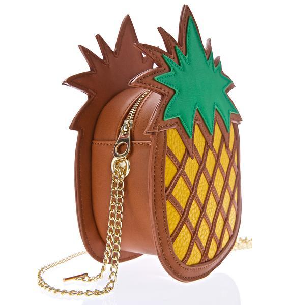 Nila Anthony Pineapple Bag