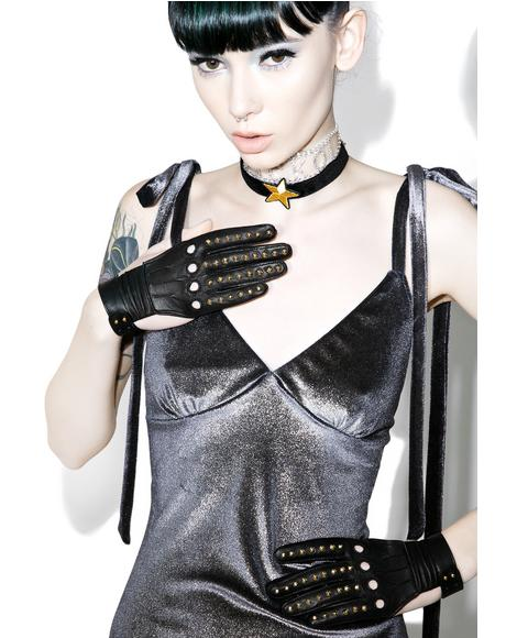 Studded Bandita Gloves