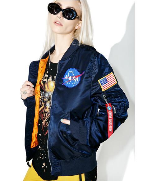 L-2B NASA Flight Jacket