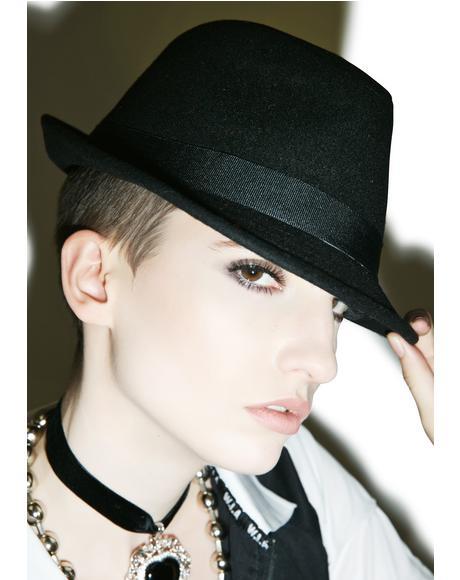 BOY Fedora Hat