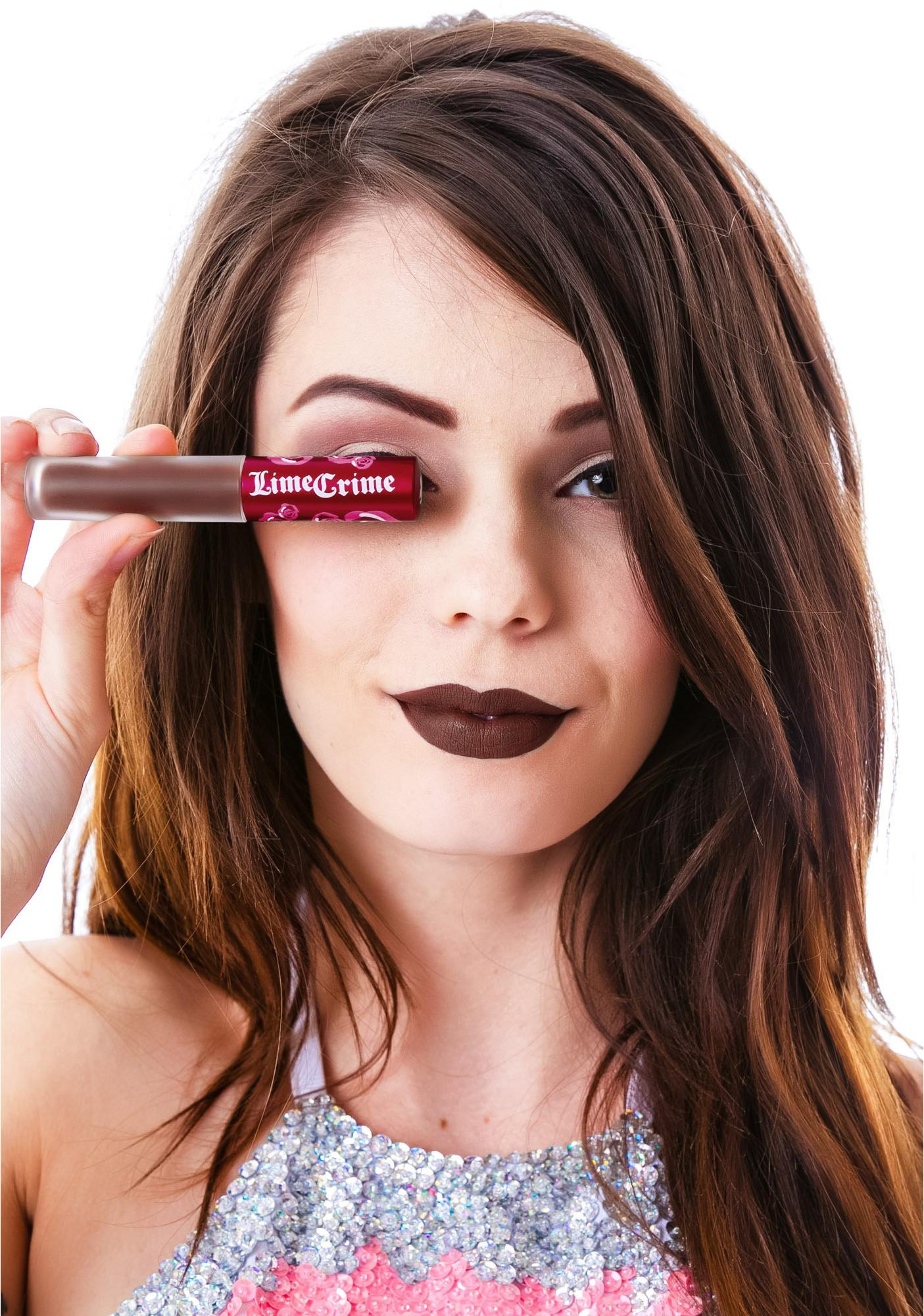 Lime Crime Salem Velvetine Liquid Lipstick