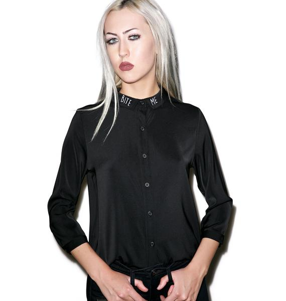 Disturbia Bite Me Shirt