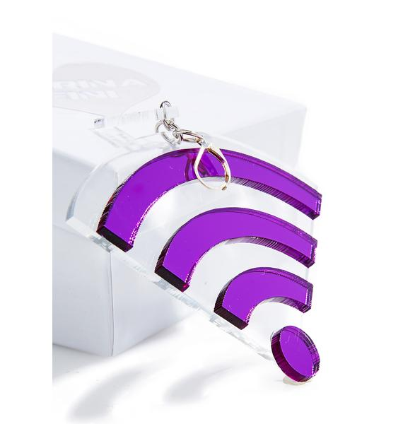 Marina Fini Wifi Earrings