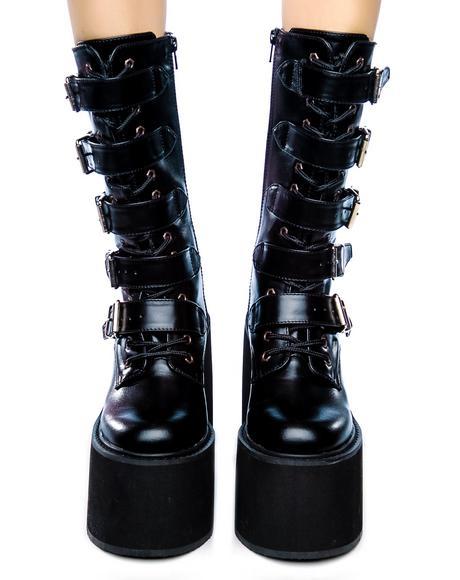 Swing Platform Boots