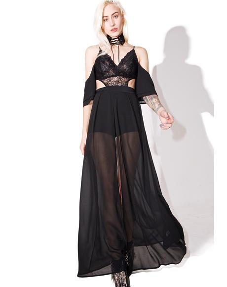 Belle Of The Ball Maxi Dress