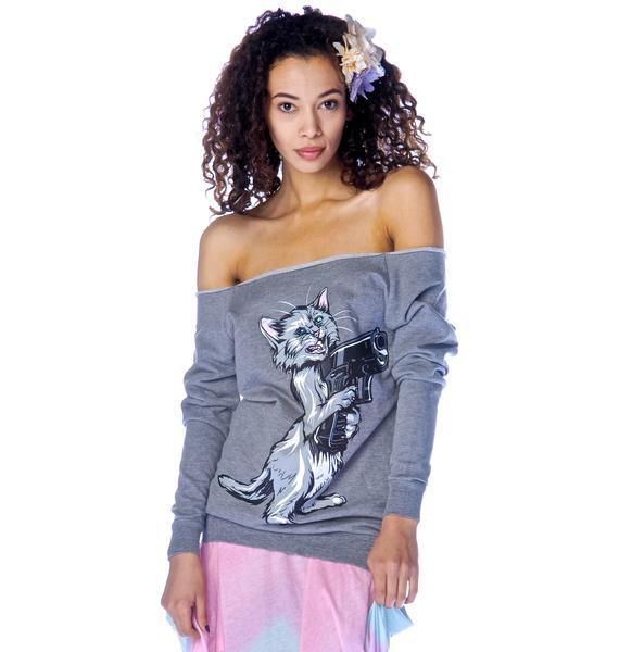 Iron Fist Smitten Kitten Sweater