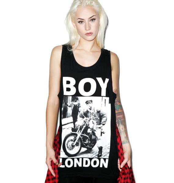 BOY London Cafe Rider Standard Tank