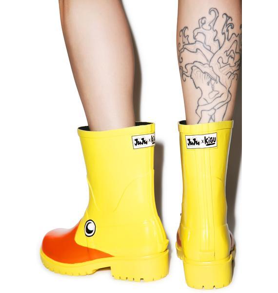 Juju Shoes Duck, Duck Rain Boots