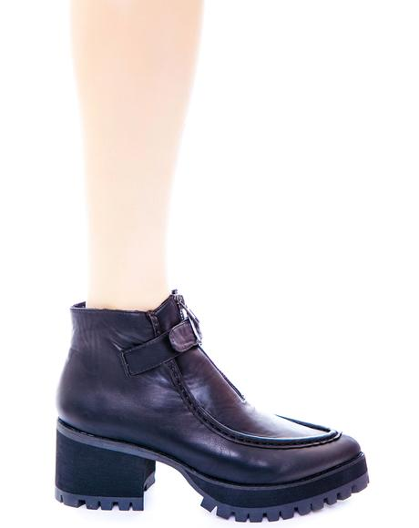 Clueless Ankle Boots