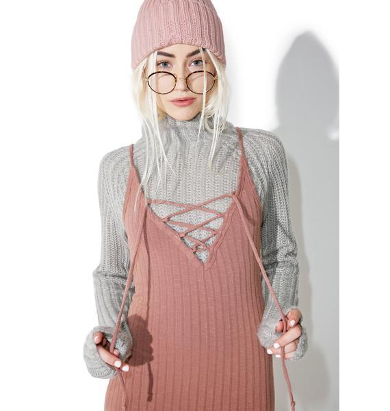 Sweet Melody Midi Dress