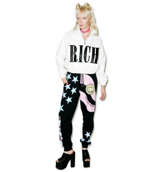 Joyrich Cotton Candy Highneck Jacket