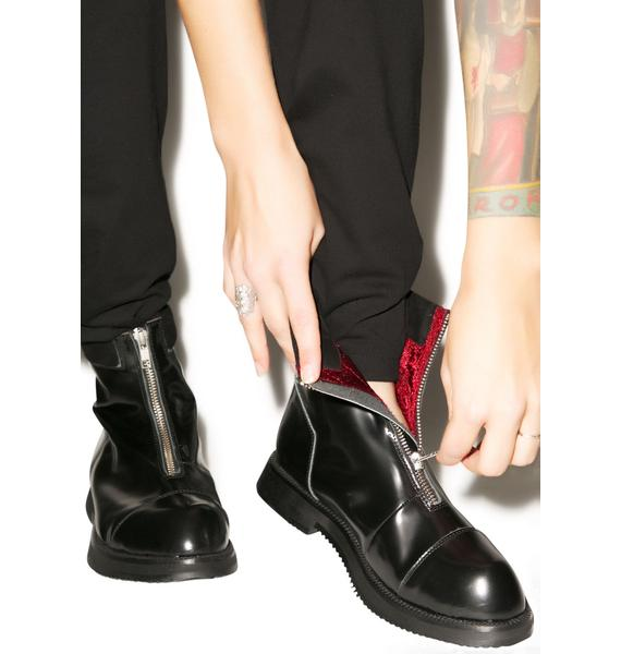 Irregular Choice Wolly Boot