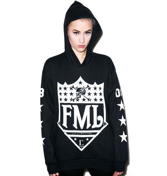 Civil Clothing FML Hoodie
