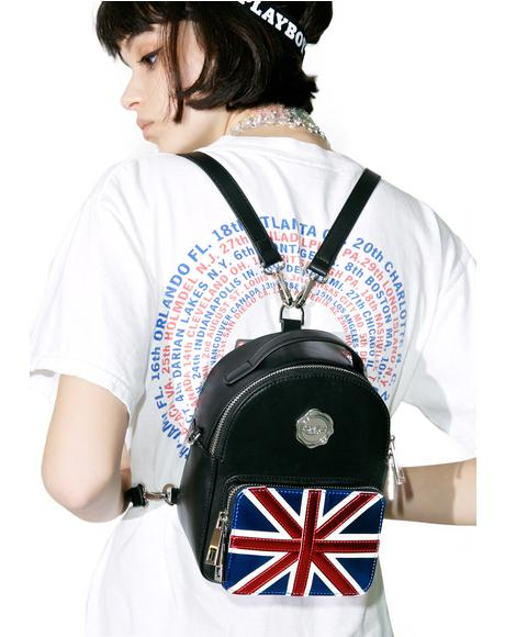 Queen Cooper Mini Backpack