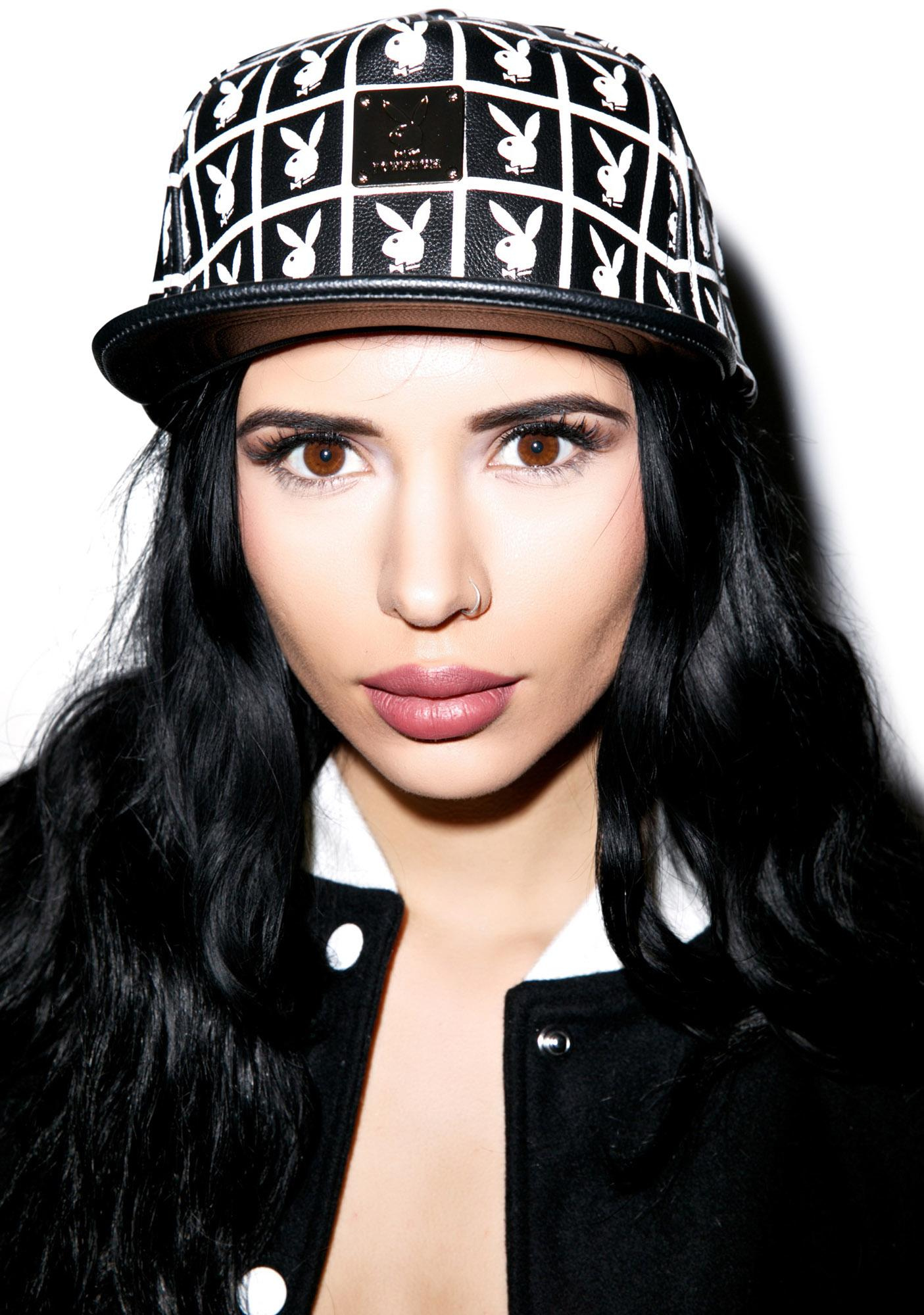 Joyrich X Playboy Panel Snapback