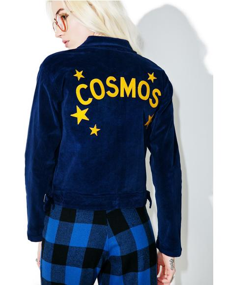 Cosmos Postal Jacket