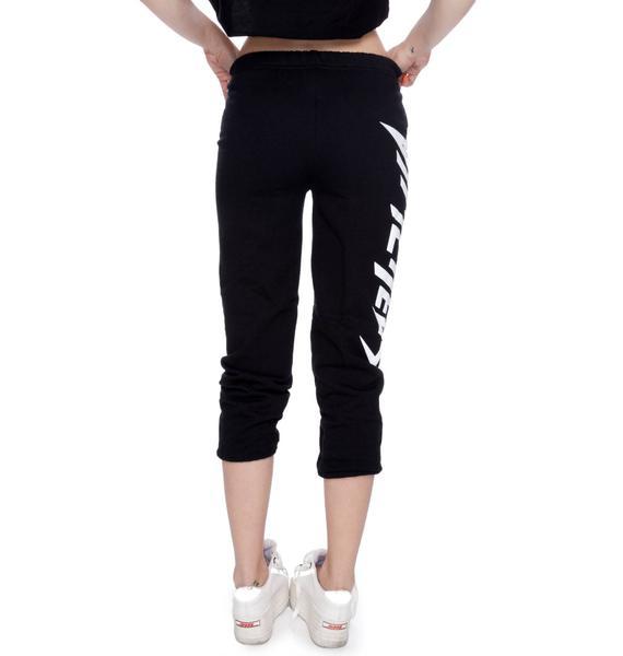 Dimepiece Stylized Logo Sweatpants