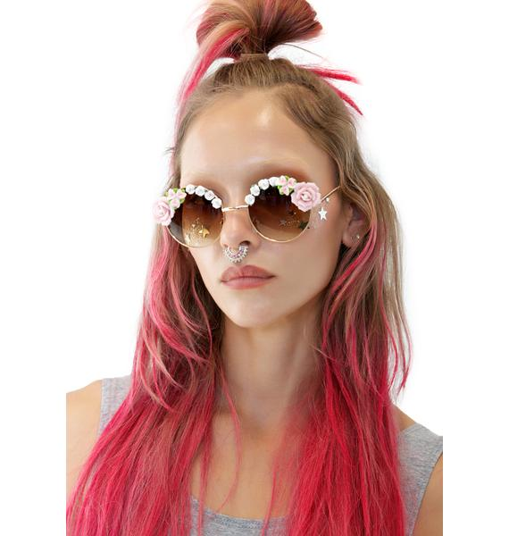 Tnemnroda Happily Ever After Sunglasses