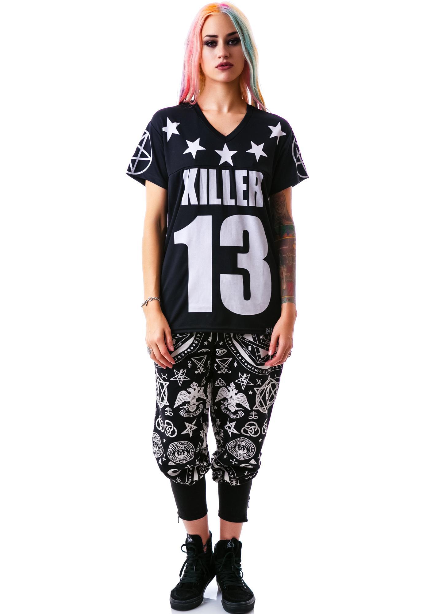 Killstar Killer Hockey Tee