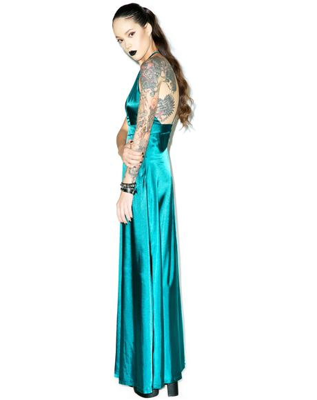 Emerald City Maxi Dress