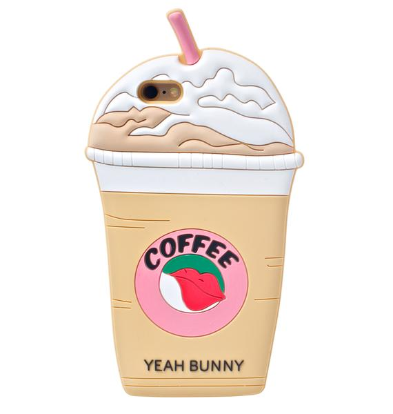 Yeah Bunny Coffee iPhone 6 Case