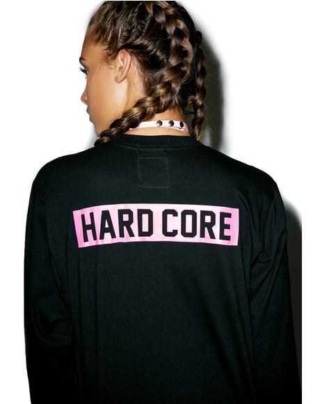 Hardcore Long Sleeve Tee