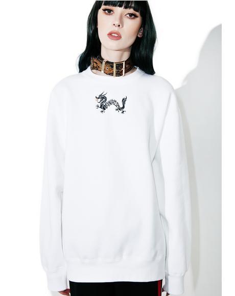 Dragon Pearl Sweatshirt