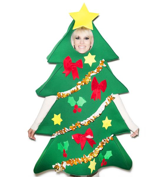 Sazac Christmas Tree Costume