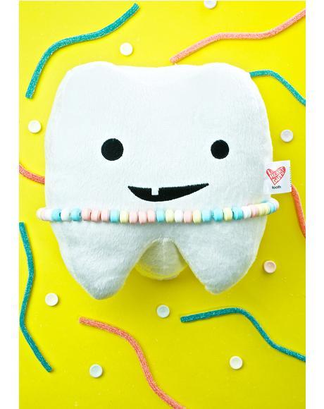 Tooth Plushie