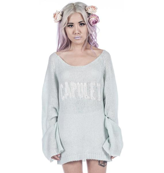 Wildfox Couture Capulet Penny Lane Sweater