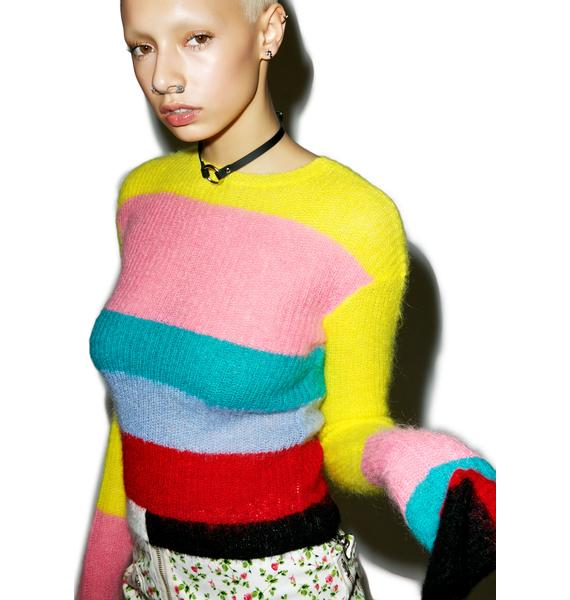 MadeMe Mohair Sweater