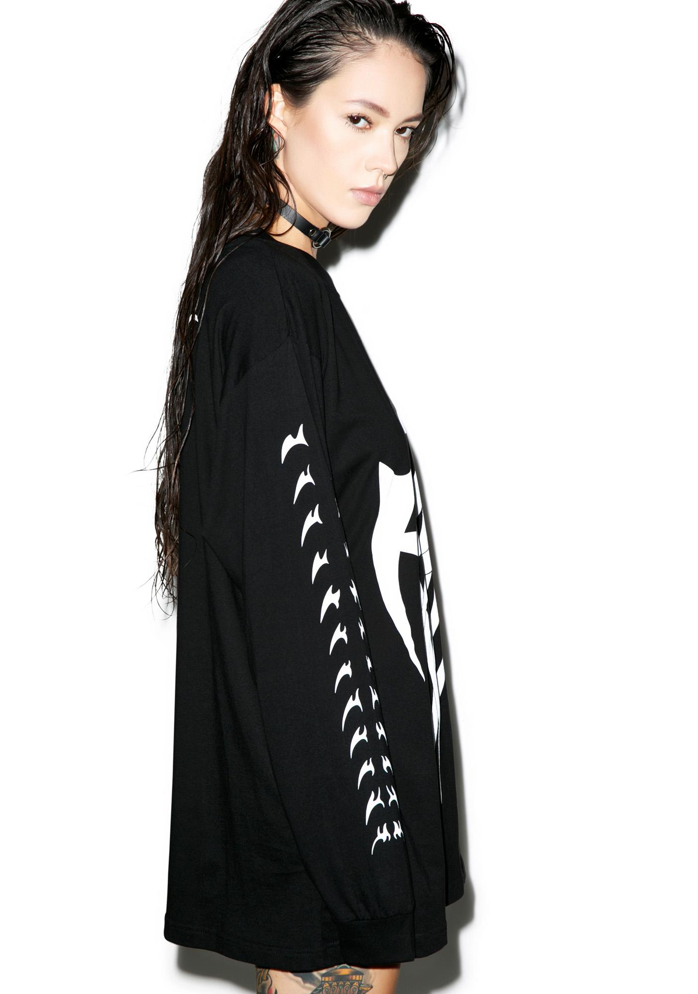 Long Clothing Clan Long Sleeve Tee