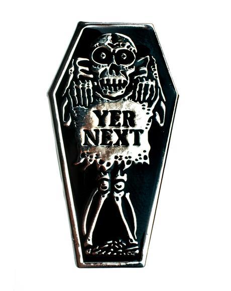 Yer Next Pin