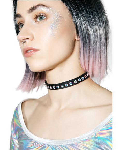 Aurora Borealis Choker