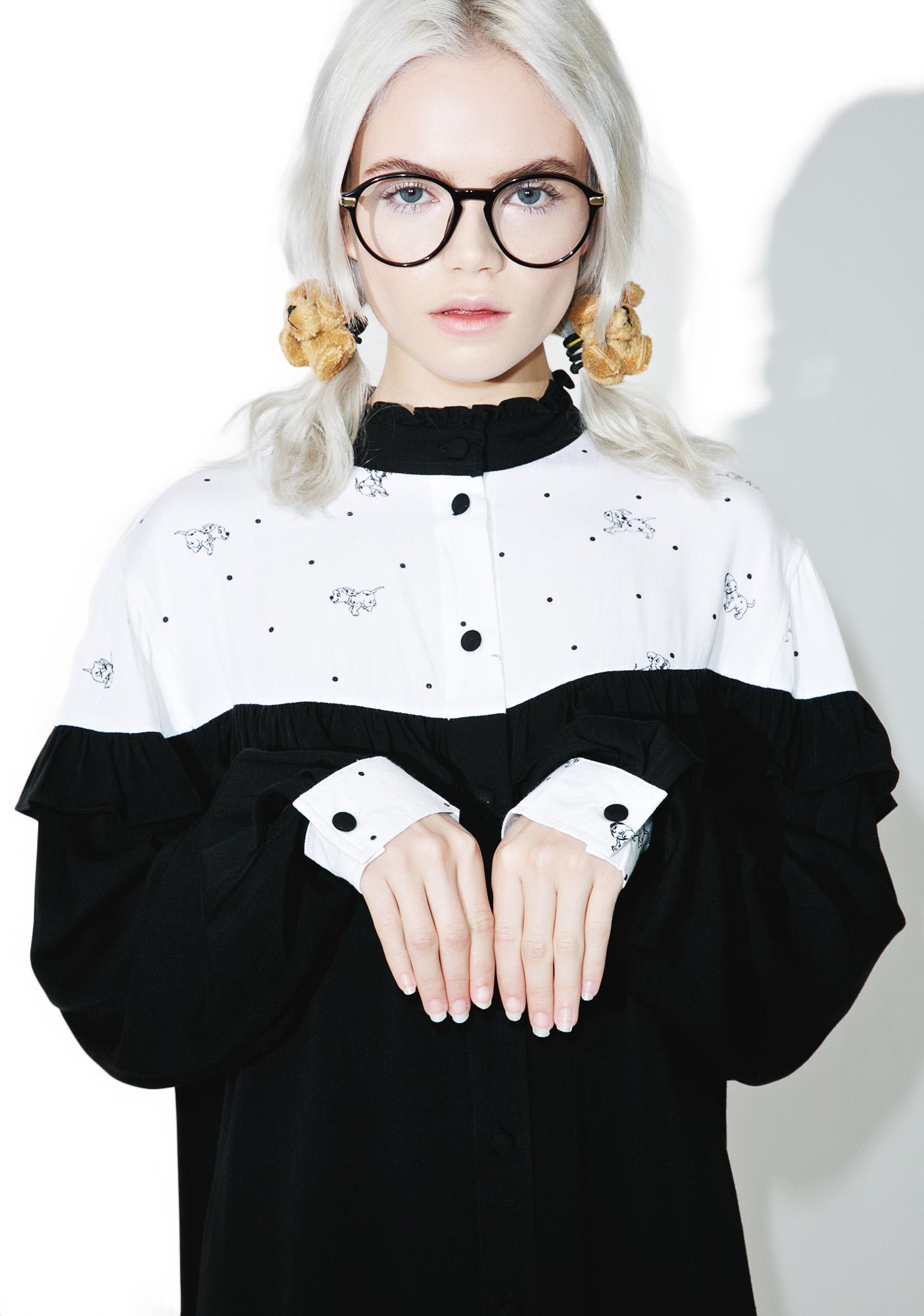 Lazy Oaf X Disney 101 Dalmatians Shirt