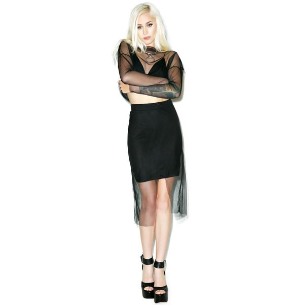 Cheap Monday Shape Skirt