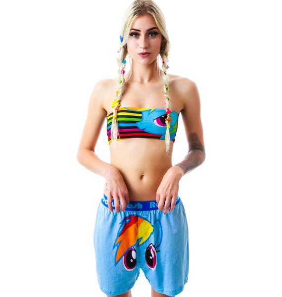 Undergirl Rainbow Dash Little Pony Boxer