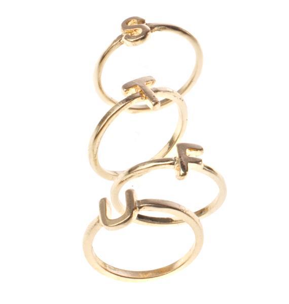 STFU Ring Set
