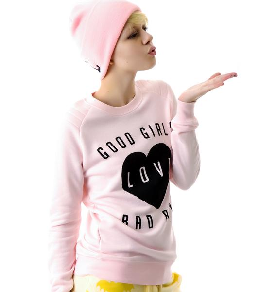 Zoe Karssen Good Girls Love Bad Boys Sweater