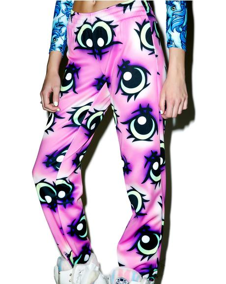 My Little Pony Eyes Track Pants