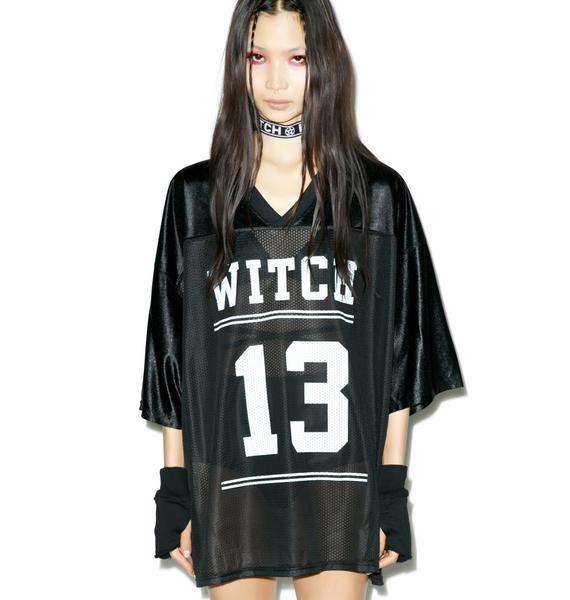 Witch Worldwide Oversized Witch Jersey