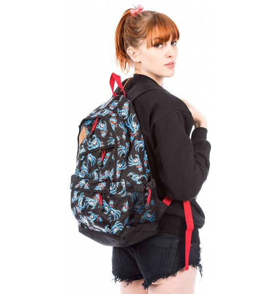 Eyeball Backpack