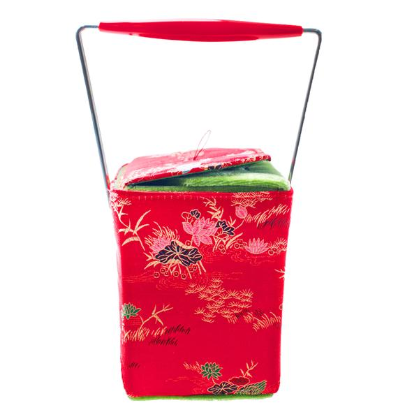 Fortune Chow Time Takeout Purse