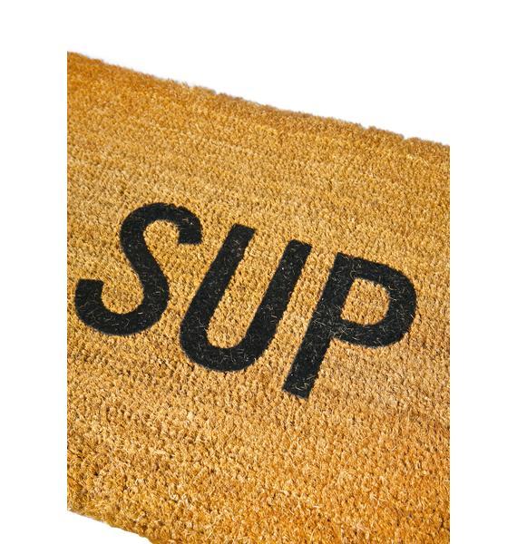 Sup Doormat