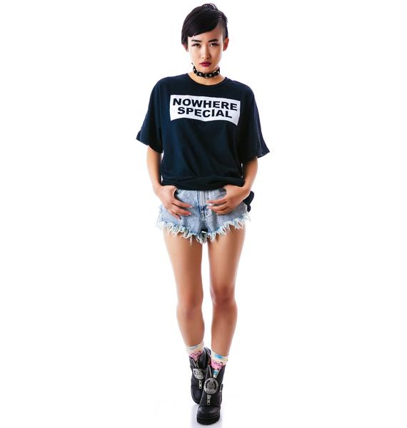 UNIF Nowhere Special Tee