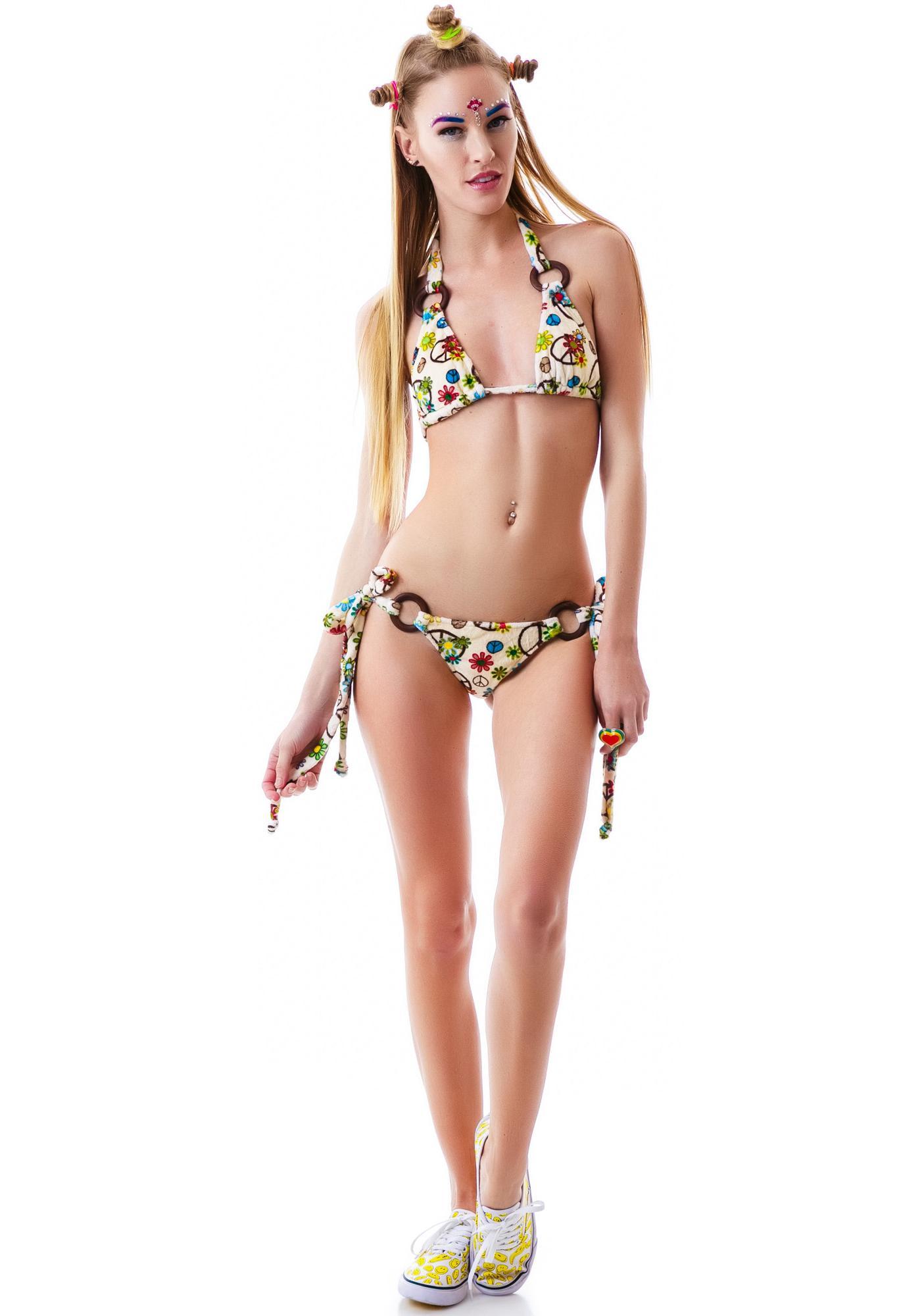 J Valentine Woodstock Bikini