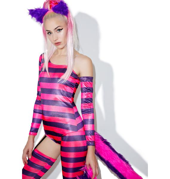 Trippy Kitty Costume Set